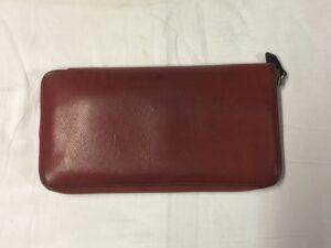 エルメス 財布 カラーチェンジ(赤➡黒)